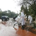 Vörösiszap-katasztrófa: elkészültek az ingatlan értékbecslések