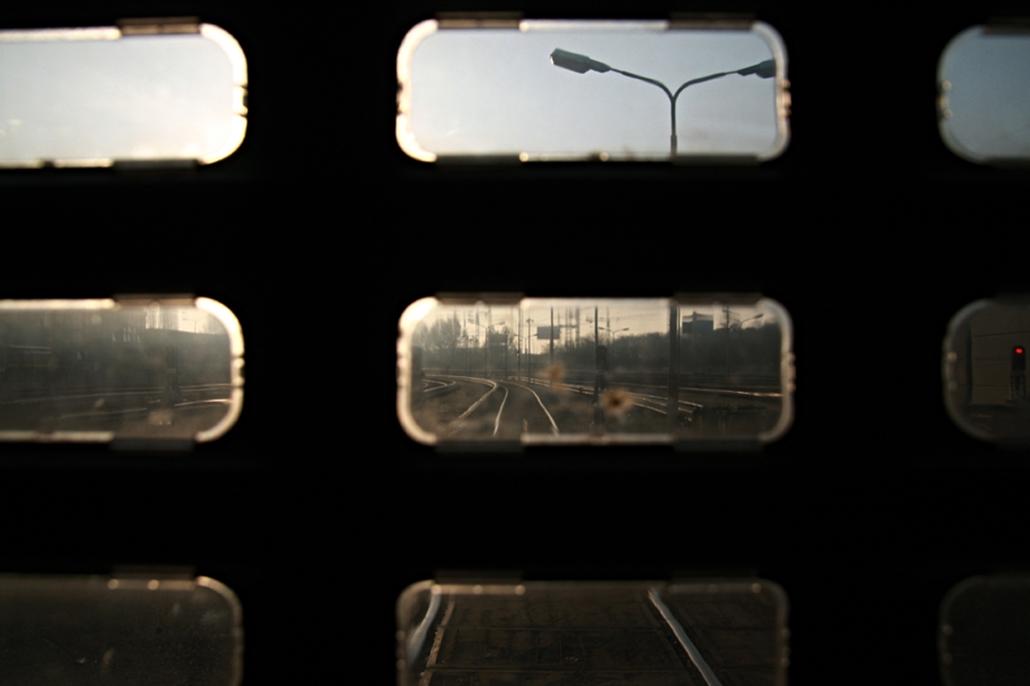 BKV metró nagyítás