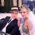 """Kiszivárogtak az első képek az """"A nagy Gatsby""""-moziból"""
