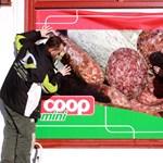 Luxusbolttal támad a Coop