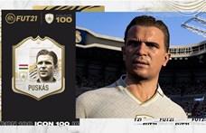 Puskás Öcsi is bekerül a FIFA 21-be