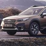 Európába érkezett az új Subaru Outback