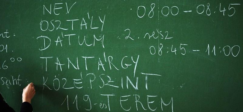 Próbaérettségi matekból: hány pontot szereznétek, ha ma lenne az írásbeli?