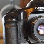 Vége: 80 év után nem árul több filmes fényképezőgépet a Canon