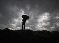 Eső, havas és ónos eső, hó – ezeket hozza ma az időjárás