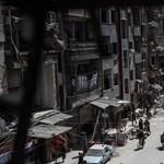 Vegyifegyver-ellenőrök érkeztek Szíriába