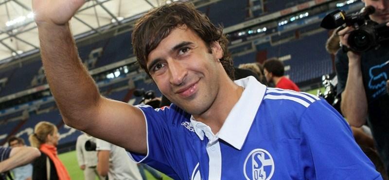 Raúl távozik a Schalkétól és az európai fociból