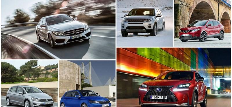 EuroNCAP: ezek az új autók a legbiztonságosabbak