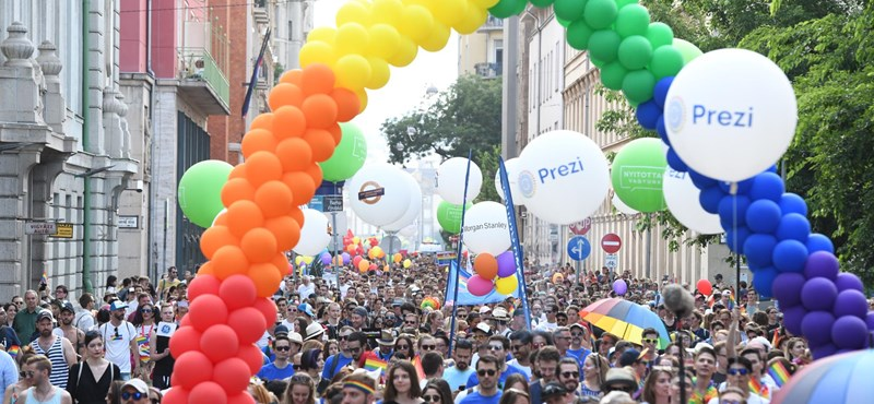 """Kiakadt a Pride-on a Fidesz frakcióvezető-helyettese: """"szexuális aberrációkról"""" és """"provokatív vonulásokról"""" posztolt"""