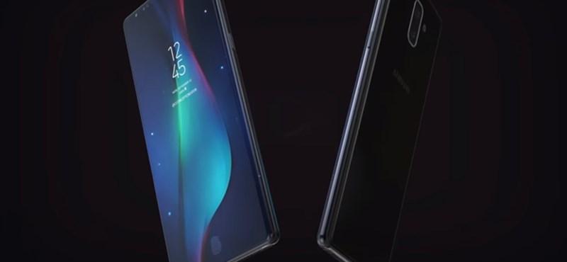 Ha ilyen lesz a Galaxy Note9, mi is szeretnénk egyet