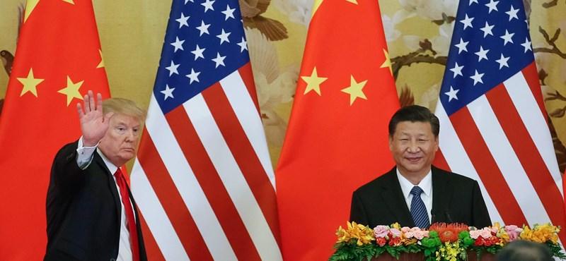 """""""Rablás fényes nappal"""" – Kína ellenakciókat helyezett kilátásba, ha Amerika """"ellopja"""" a TikTokot"""