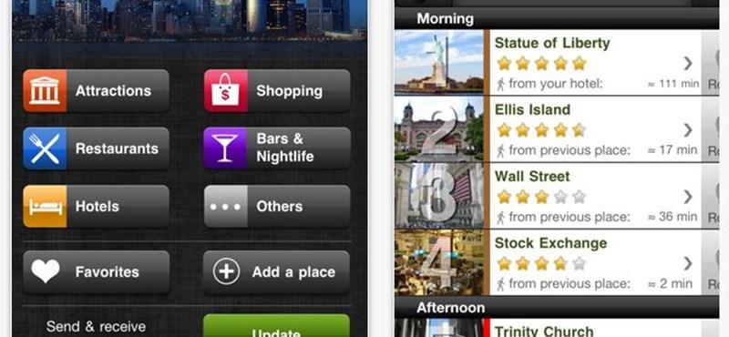 Hatdolláros iPhone szoftver, ingyenesen – csak ma!