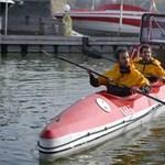 Egyedülálló világrekordra készül két magyar fiatal