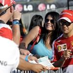 Massa a Williamshez szerződik