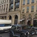 Profi trükkös tolvaj okozott óriási kárt egy párizsi ékszerboltban
