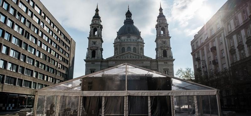Teraszengedéllyel trükköztek Budapest szívében?