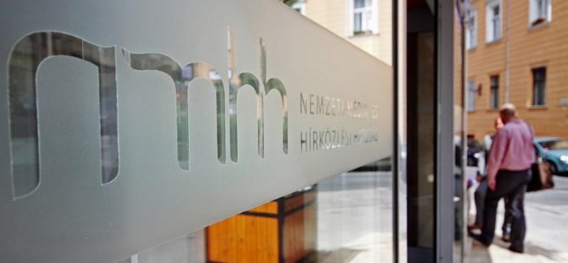 Másfél millióra bírságolta a médiahatóság az RTL Klubot
