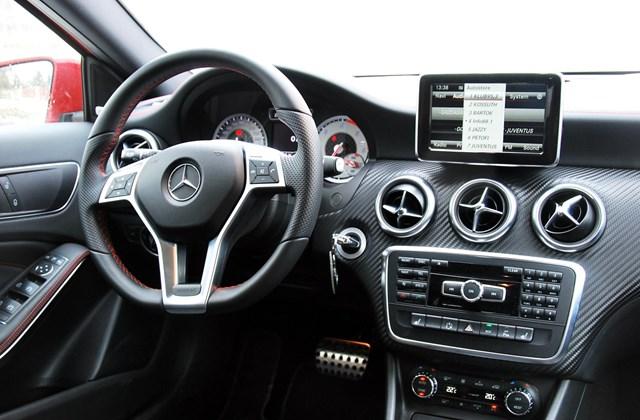 Mercedes A-Class CDI 200