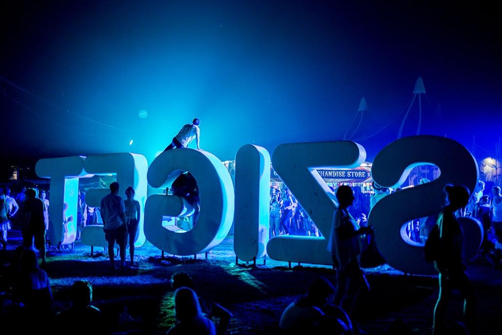 PA, Sziget Fesztivál 2014,