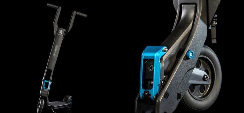 Elektromos roller is járhat az új Peugeot-khoz