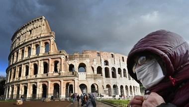 Bekeményítenek Olaszországban: tartományok között sem lehet majd utazni az ünnepekkor