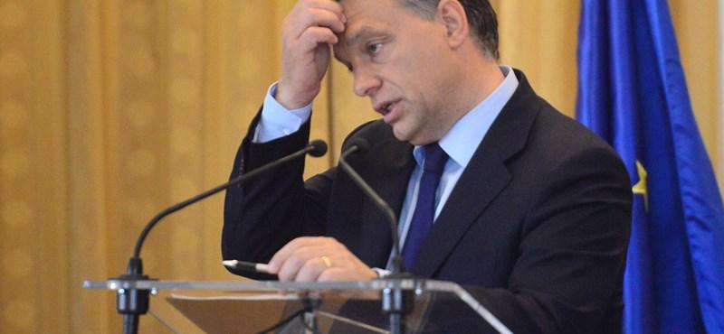 Orbán: örülök, hogy az IMF nem volt itt