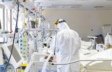 Koronavírus: 128 beteg meghalt, 1130 új fertőzöttet találtak