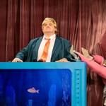 És Donald Trump tényleg betáncolt a Katona József Színházba