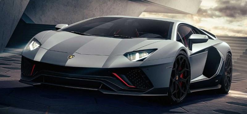 Canción de despedida: con un motor récord, aquí está el último Lamborghini Aventador