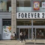 Csődvédelmet kért a Forever 21 ruhaüzletlánc