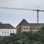 Második világháborús bombát találtak Orbán leendő rezidenciáján