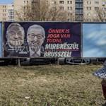 Meghekkelt kormányplakáton próbált üzenni Webernek az MSZP