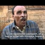Videó: kriptákba költöztek, mert esélyük sincs lakásra