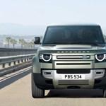 Magyarországon a 7 évtized után teljesen megújult Land Rover Defender