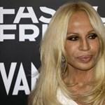 Donatella Versace botrányos elszólása a New York-i H&M-ben