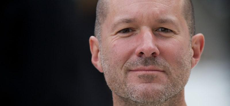 Az Apple hivatalosan is elvesztette dizájnerét, Jony Ive-ot