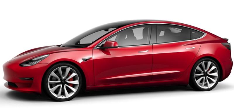 Már úton vannak felénk az első Tesla Model 3 szállítmányok