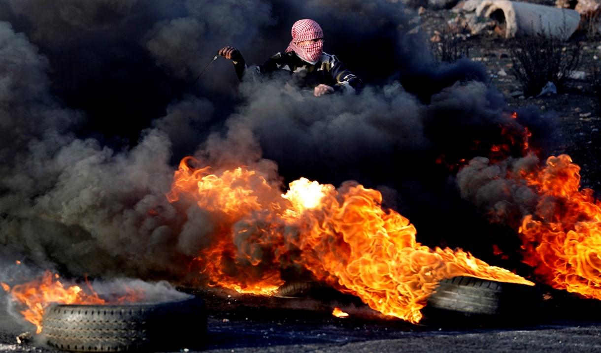 Trump megszólalás óta folyamatosak a tüntetések Izraelben