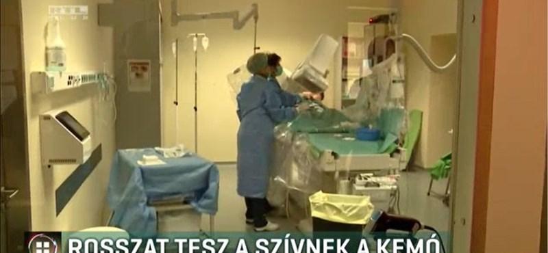 Durván károsíthatják a szívet a daganatellenes kezelések