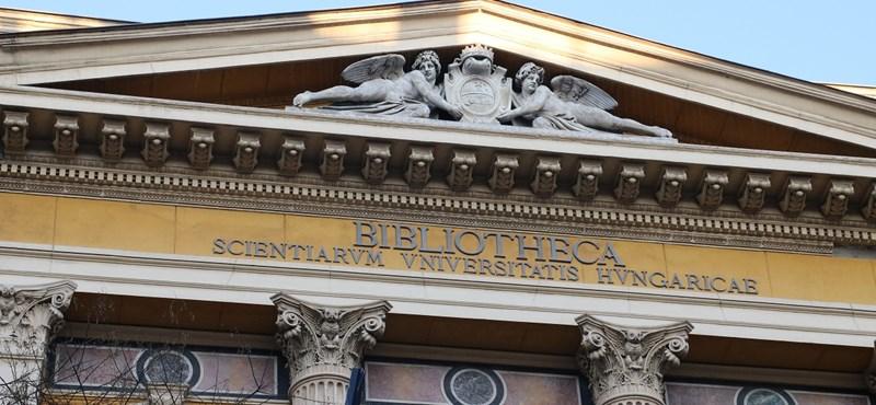 Képek: itt őrzik az ELTE könyvtárának ritkaságait
