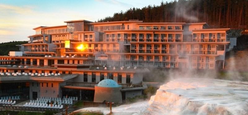 Egerszalóki hotelszemle: a Salirist teszteltük
