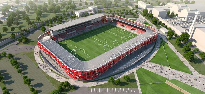 Váratlanul még egymilliárd forinttal drágult a Bozsik Stadion