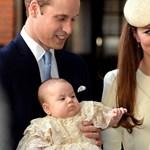 Fotó: megkeresztelték a kisherceget