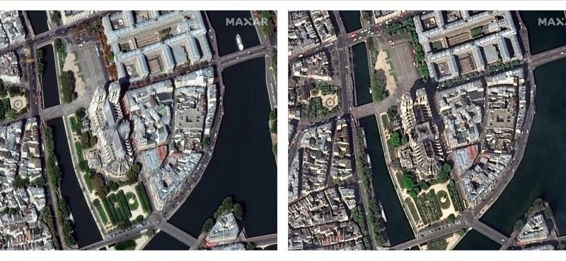 És akkor az üzleti világ a sokk után összefogott a Notre-Dame-ért