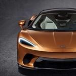 Íme egy új szupersportkocsi, aminek hatalmas a csomagtere