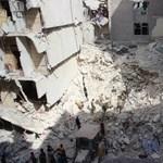 Összehívták mára az ENSZ BT-t Aleppo miatt