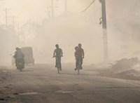 Nem sokat javítottak a koronavírus-járvány miatti lezárások a légszennyezettségen