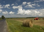 However, the Hungarian state will not buy cross-border arable land after the Slovak protest