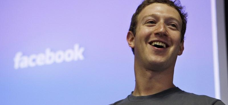 Megduplázta bevételét a Facebook