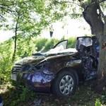 Szomorú képek jöttek a reggeli halálos balesetről